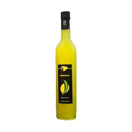 Limoncello Orange Town Liquore di Limoni